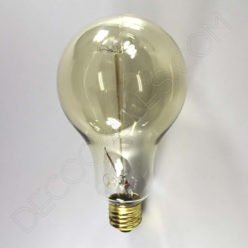 Bombilla Pera Grande de filamento modelo Edison