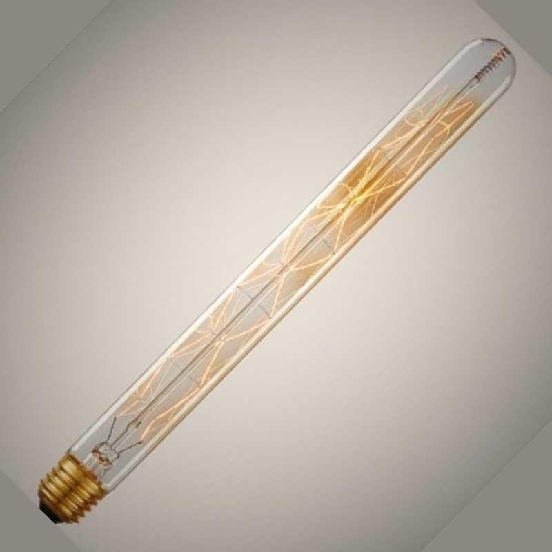 Bombilla edison vintage de filamento de carbono modelo - Bombillas de decoracion ...