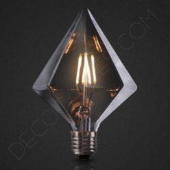 Bombilla filamento led pirámide E27