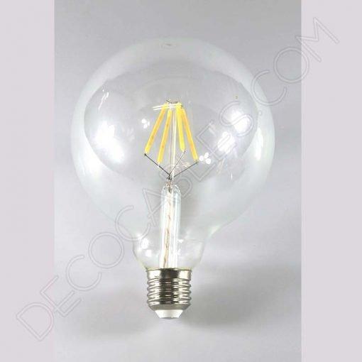 Bombilla globo de filamento led E27