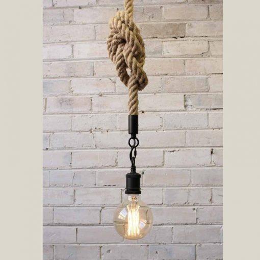 Cable eléctrico de cuerda torcida soga gruesa