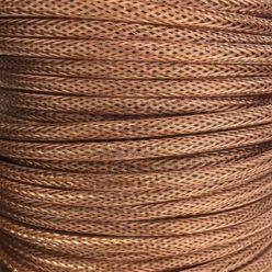 Cable malla metálica cobre
