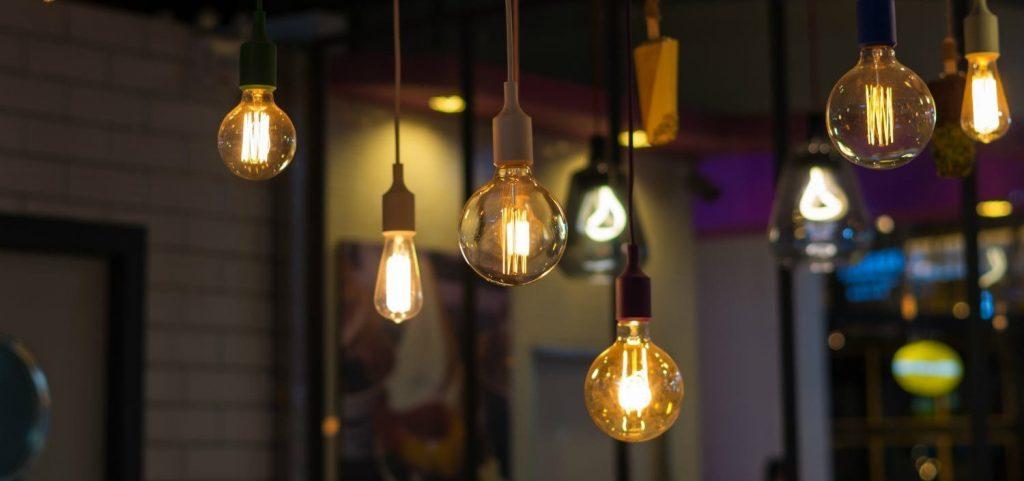 bombillas de filamentos Decocables