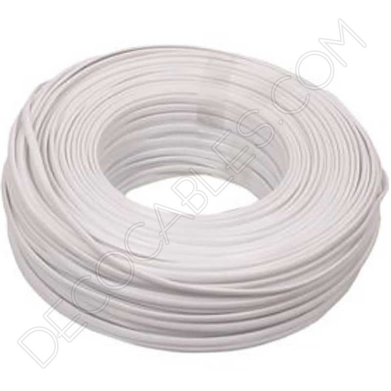 hot product 100% quality pick up Cable Decorativo de Silicona (Blanco)