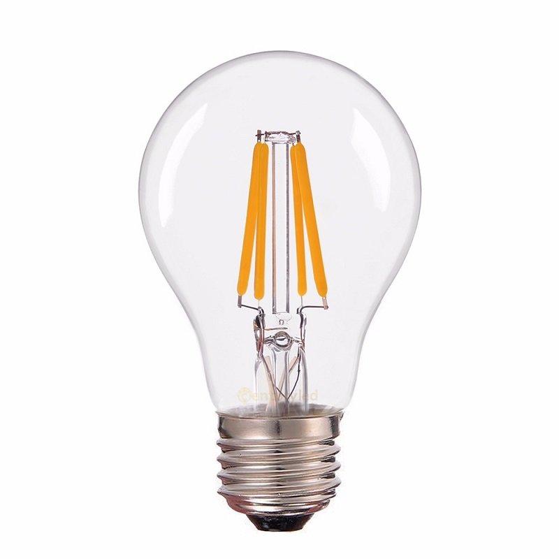 Bombilla filamento led est ndar 4w for Regulador para bombillas led