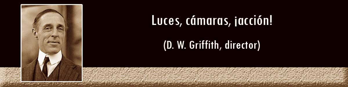 Bombilla Led - David Wark Griffith frases