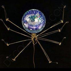 Lámpara araña de la colección insectos de Nature Lamp