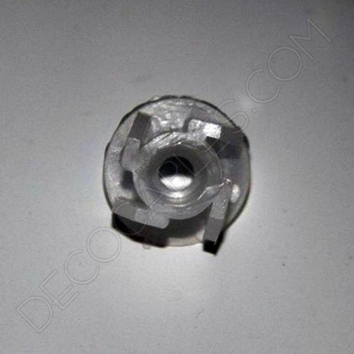 Tapón de plástico adaptador portalámparas para botellas