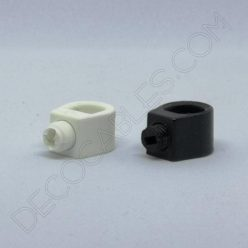 Presa cables plástico para sujeción interna del cable