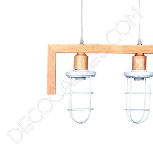 Lámpara de techo estilo nórdico contemporáneo modelo Asker