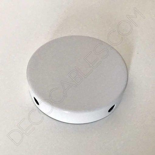 Soporte de techo distribuidor para lámparas cuatro salidas laterales