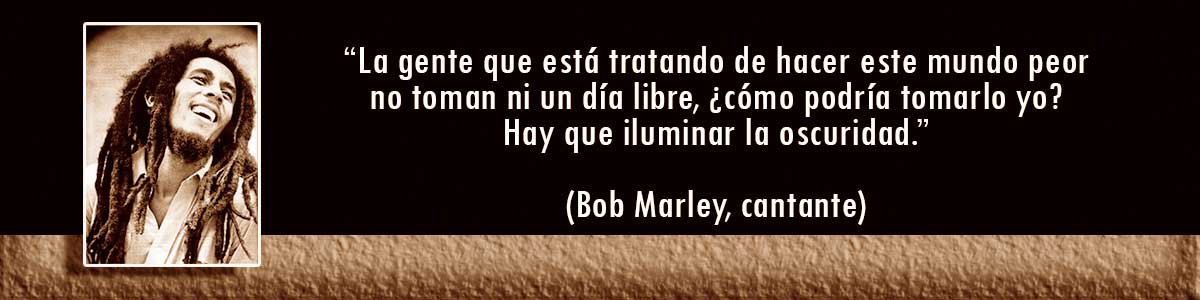 Bob Marley lámparas Decocables