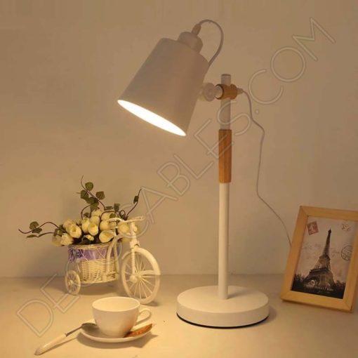 Flexo lámpara de escritorio estilo nórdico modelo simply