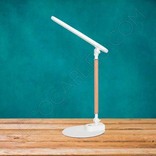 Flexo luz led integrada estilo nórdico modelo Daisy
