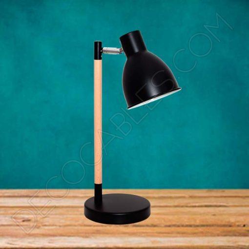 Flexo lámpara de escritorio estilo nórdico modelo delza