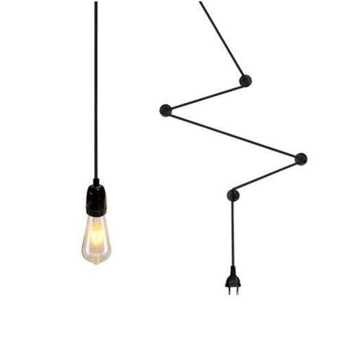 Lámpara creativa nórdica colgante